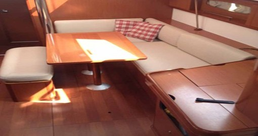 Location bateau Lávrio pas cher Oceanis 46