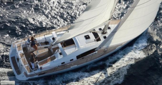 Location yacht à Salamína - Bénéteau Oceanis 41 sur SamBoat