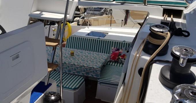 Location yacht à Salamína - Fountaine Pajot Astrea 42 sur SamBoat