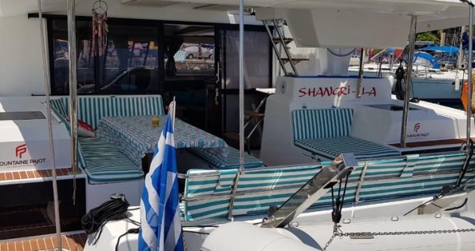 Location bateau Fountaine Pajot Astrea 42 à Salamína sur Samboat