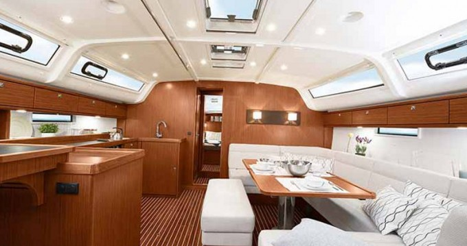 Location yacht à Salamína - Bavaria Cruiser 51 sur SamBoat