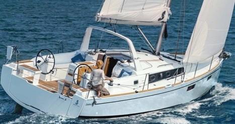 Location yacht à Port de Lefkada - Bénéteau Oceanis 38.1 sur SamBoat
