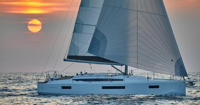 Location yacht à Port de Lefkada - Jeanneau Sun Odyssey 410 sur SamBoat