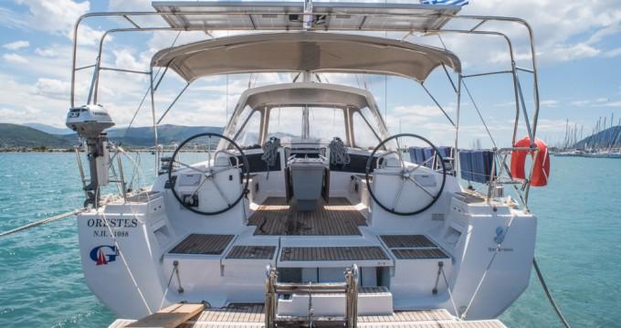 Location yacht à Port de Lefkada - Bénéteau Oceanis 48 sur SamBoat