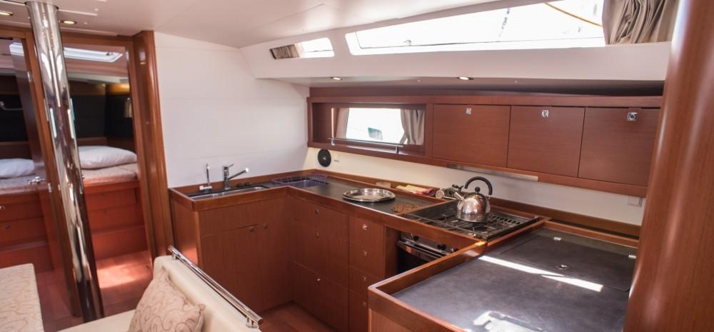 Location yacht à Leucade - Bénéteau Oceanis 48 sur SamBoat