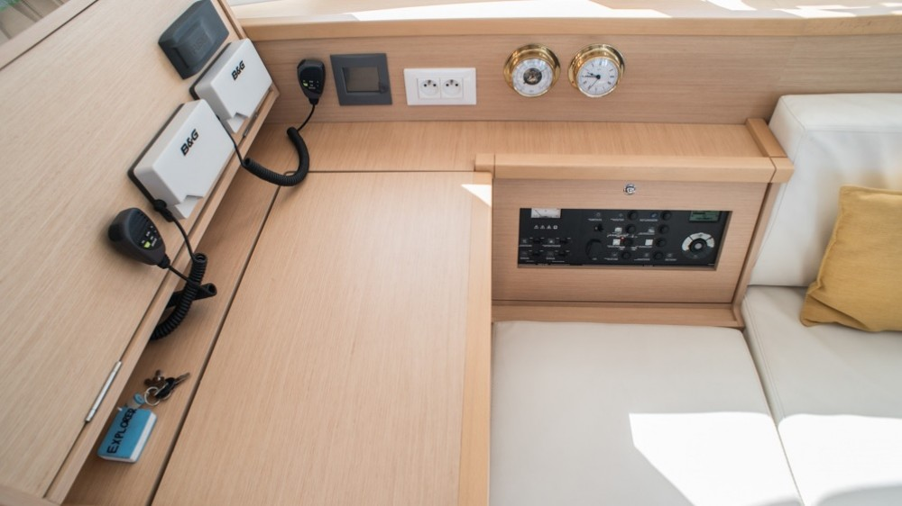 Location Catamaran à Leucade - Lagoon Lagoon 39
