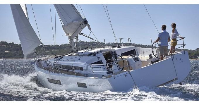 Location Voilier à Port de Lefkada - Jeanneau Sun Odyssey 440