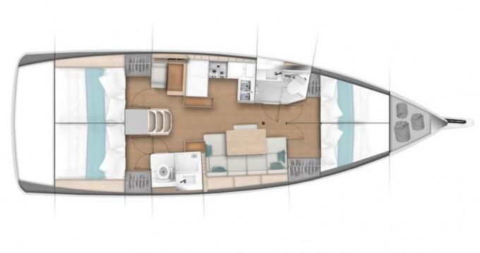 Louez un Jeanneau Sun Odyssey 440 à Port de Lefkada