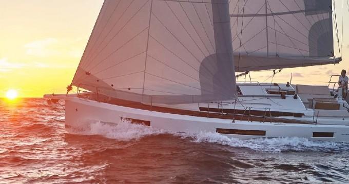 Location bateau Port de Lefkada pas cher Sun Odyssey 440