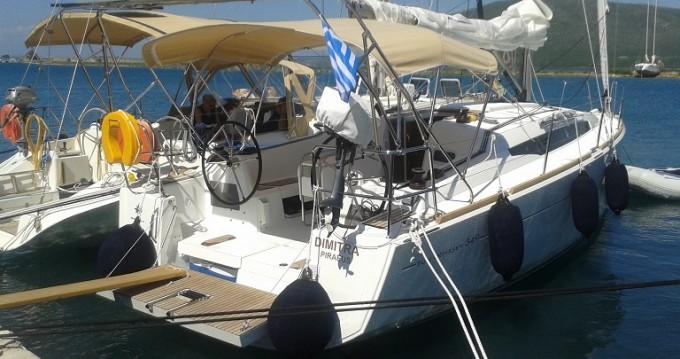 Voilier à louer à Port de Lefkada au meilleur prix