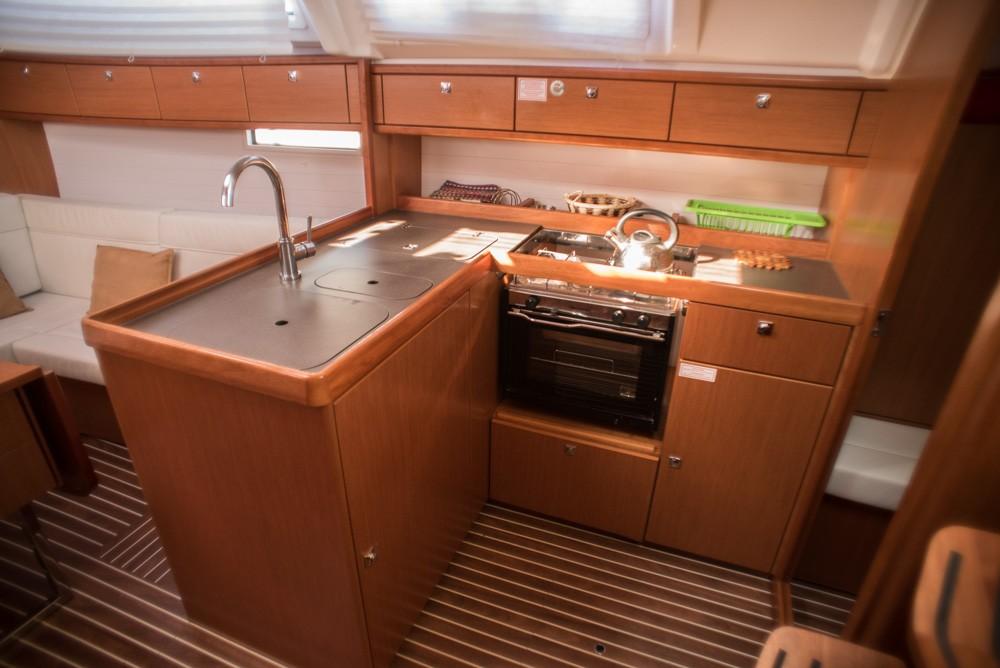 Location yacht à Lefkáda - Bavaria Bavaria Cruiser 37 sur SamBoat
