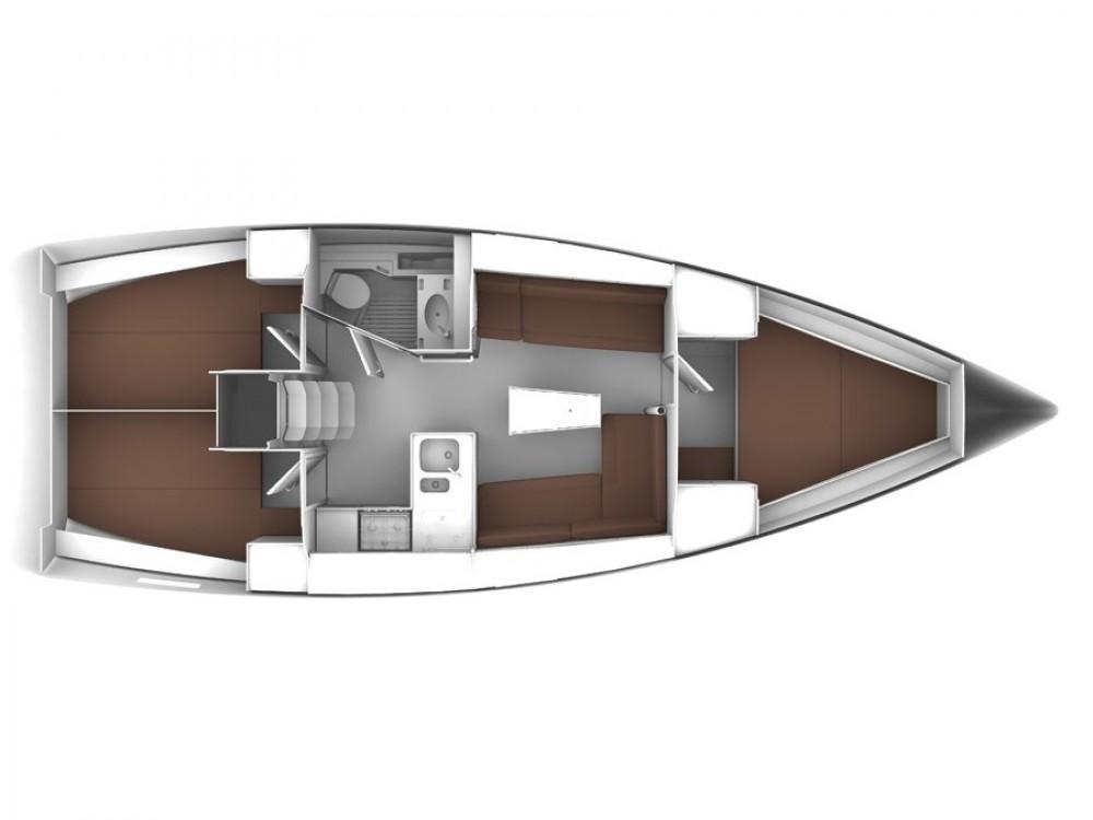 Location bateau Bavaria Bavaria Cruiser 37 à Lefkáda sur Samboat
