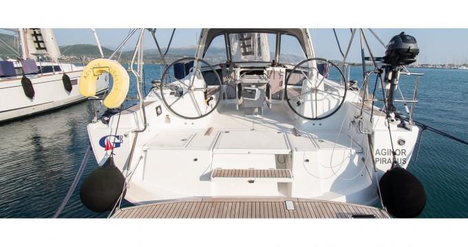 Louer Voilier avec ou sans skipper Bénéteau à Port de Lefkada