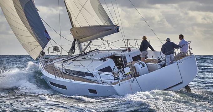 Location Voilier à Port de Lefkada - Jeanneau Sun Odyssey 490