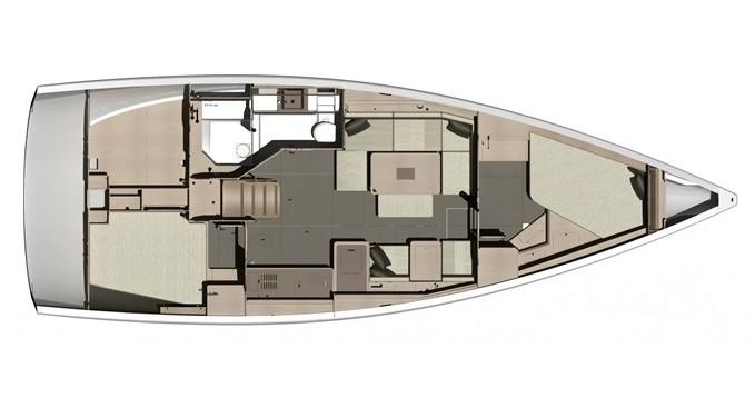 Location bateau Marmaris pas cher Dufour 412 Grand Large
