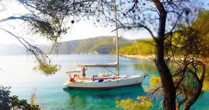 """Location bateau Palioúri pas cher Van de Stadt 42 Clipper """"FAFOS"""""""