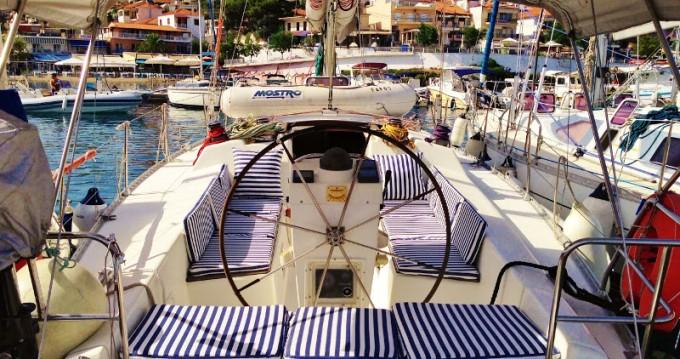 """Location yacht à Palioúri -  Van de Stadt 42 Clipper """"FAFOS"""" sur SamBoat"""