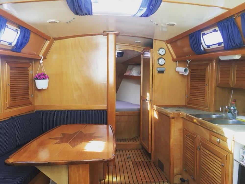 """Location bateau  Van de Stadt 42 Clipper """"FAFOS"""" à Neos Marmaras sur Samboat"""