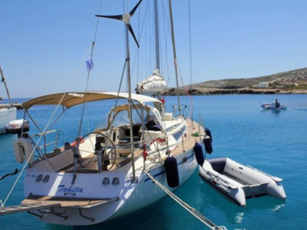 Location yacht à Grèce - Jeanneau Sun Kiss 45 sur SamBoat