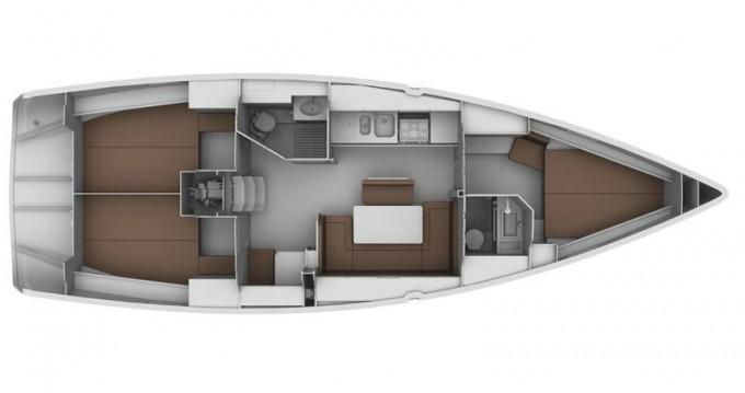 Louez un Bavaria Cruiser 40 à Lemmer
