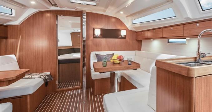 Location bateau Lemmer pas cher Cruiser 41