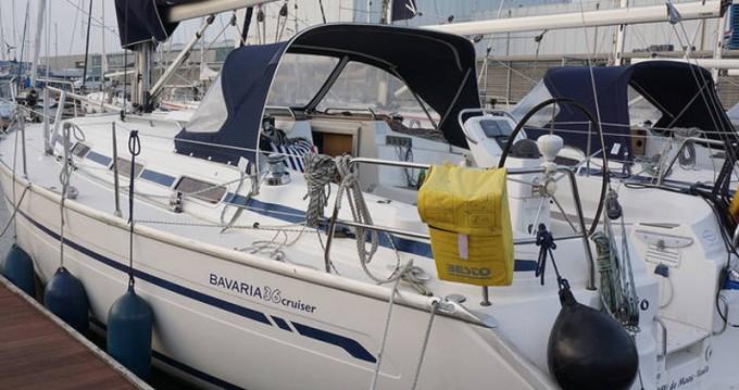 Location Voilier à Lemmer - Bavaria Bavaria 36 Cruiser