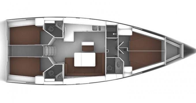 Louez un Bavaria Cruiser 46 à Lemmer