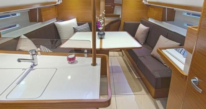Location bateau Elan Impression 40 à Biograd na Moru sur Samboat