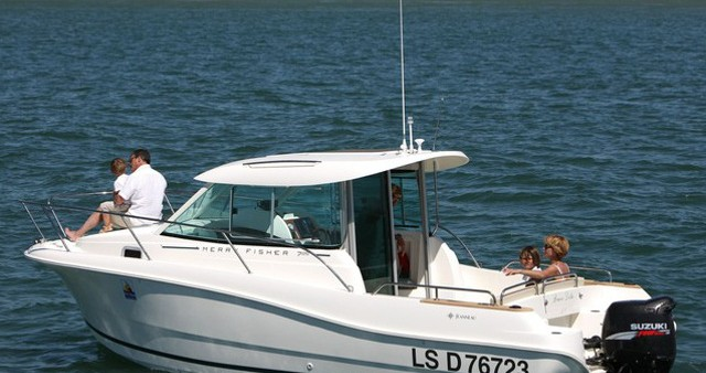 Location yacht à Biograd na Moru - Jeanneau Merry Fisher 725 sur SamBoat
