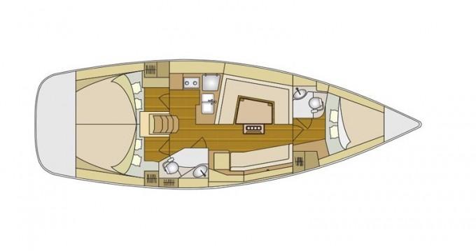Location bateau Biograd na Moru pas cher Impression 40