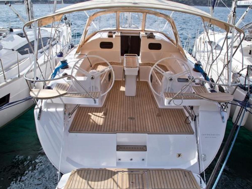 Location bateau Elan Elan 40 Impression à Grad Biograd na Moru sur Samboat