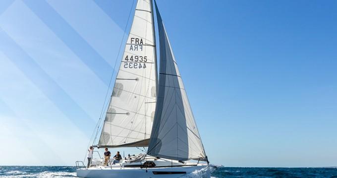 Location bateau La Rochelle pas cher Ofcet 32 sc