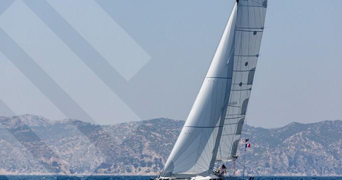 Louer Voilier avec ou sans skipper  à Marseille
