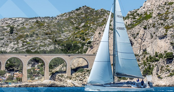 Location yacht à Marseille - Grand Soleil Grand Soleil 43 sur SamBoat