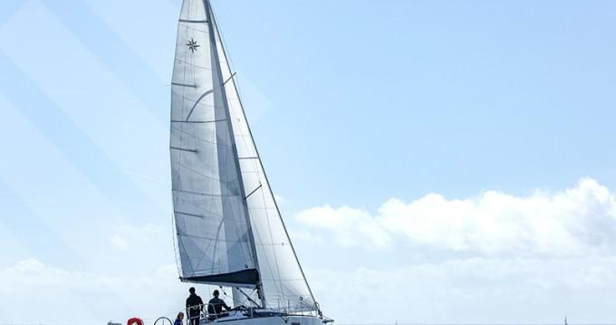 Location yacht à La Trinité-sur-Mer - Jeanneau Sun Odyssey 349 sur SamBoat