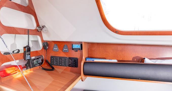 Location Catamaran à Marseille -  Tricat 30