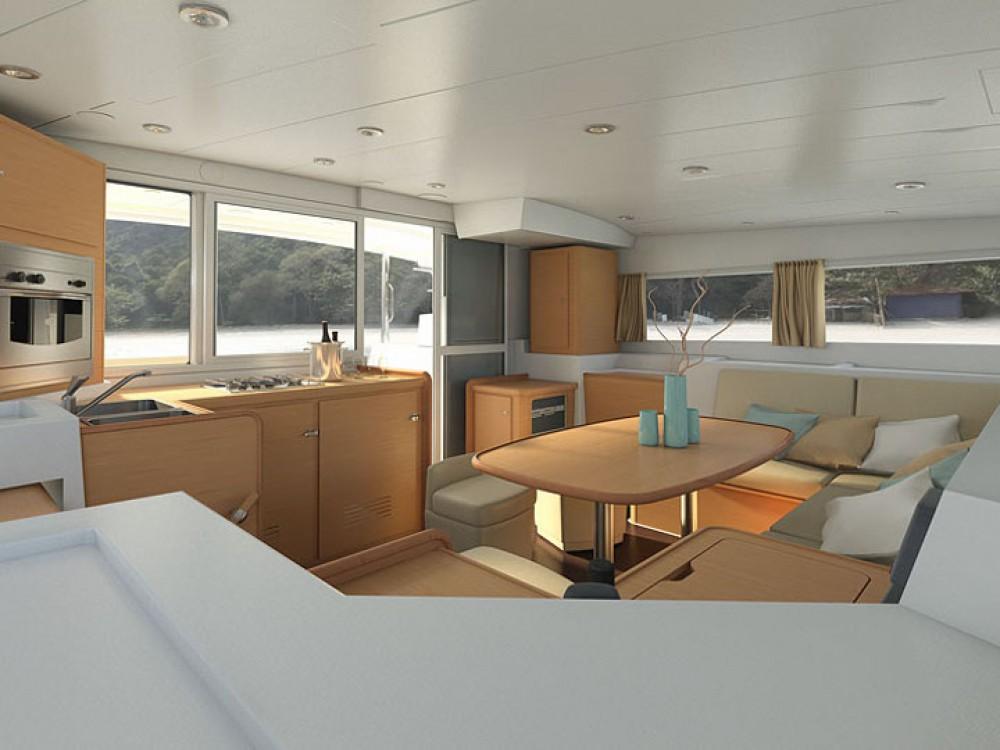Location Catamaran à Le Marin - Lagoon Lagoon 400 S2