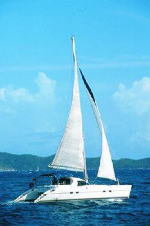 Location bateau Le Marin pas cher Lagoon 42