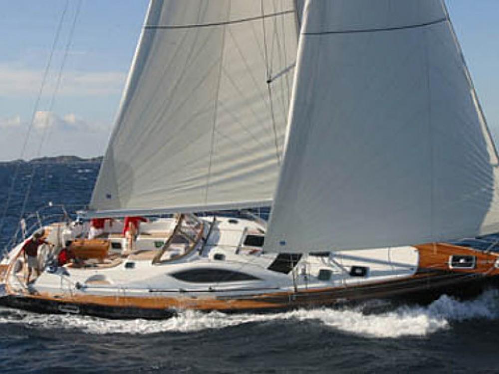 Jeanneau Sun Odyssey 54DS-4 entre particuliers et professionnel à Le Marin