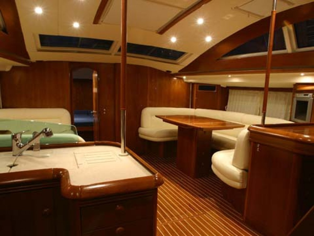 Location bateau Le Marin pas cher Sun Odyssey 54DS-4