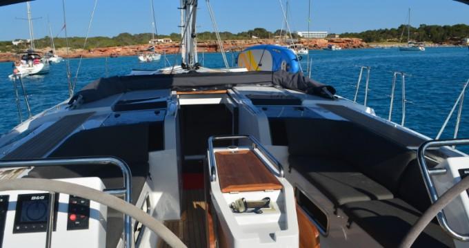 Location Voilier à Ibiza (Ville) - Hanse Hanse 505