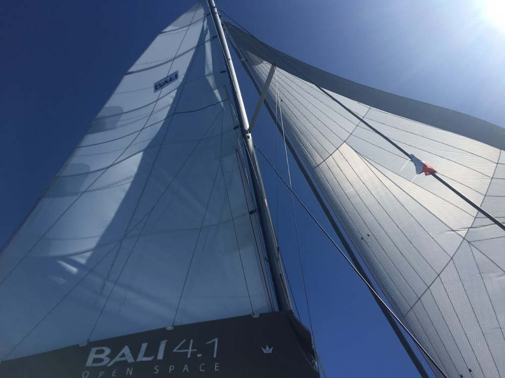 Location Catamaran à Kavala - Bali Bali 4.1
