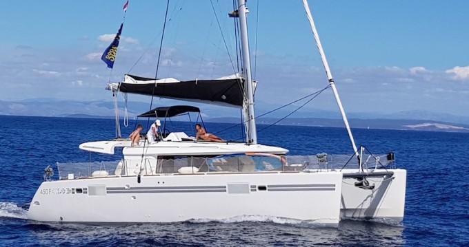 Location yacht à Sibenik - Lagoon Lagoon 450 F sur SamBoat