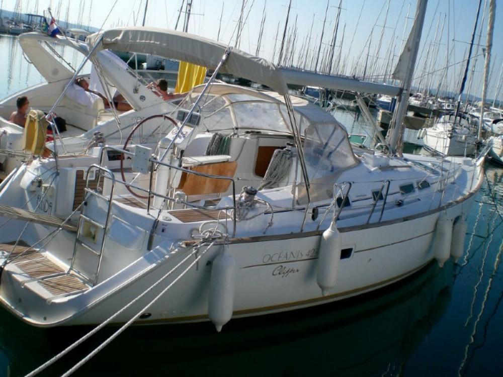 Location yacht à Sibenik - Bénéteau Oceanis 423 C-E-13 sur SamBoat