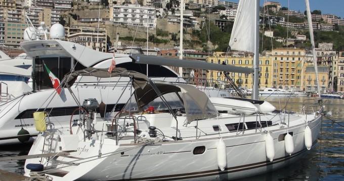 Jeanneau Sun Odyssey 49i entre particuliers et professionnel à Sibenik