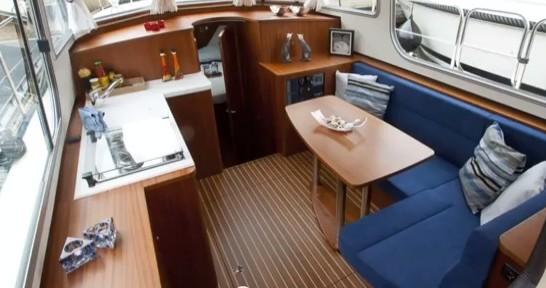 Location yacht à Mirow - Linssen Linssen New Classic 32 AC sur SamBoat