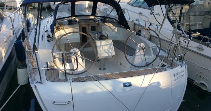 Bavaria Cruiser 37 entre particuliers et professionnel à Akhíllio