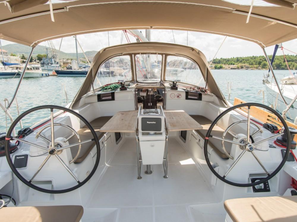 Location yacht à Šibenik - Jeanneau Sun Odyssey 449 sur SamBoat