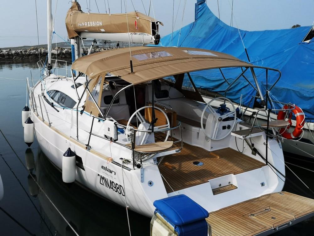 Location bateau Elan Elan 40 Impression à Capo d'Orlando sur Samboat