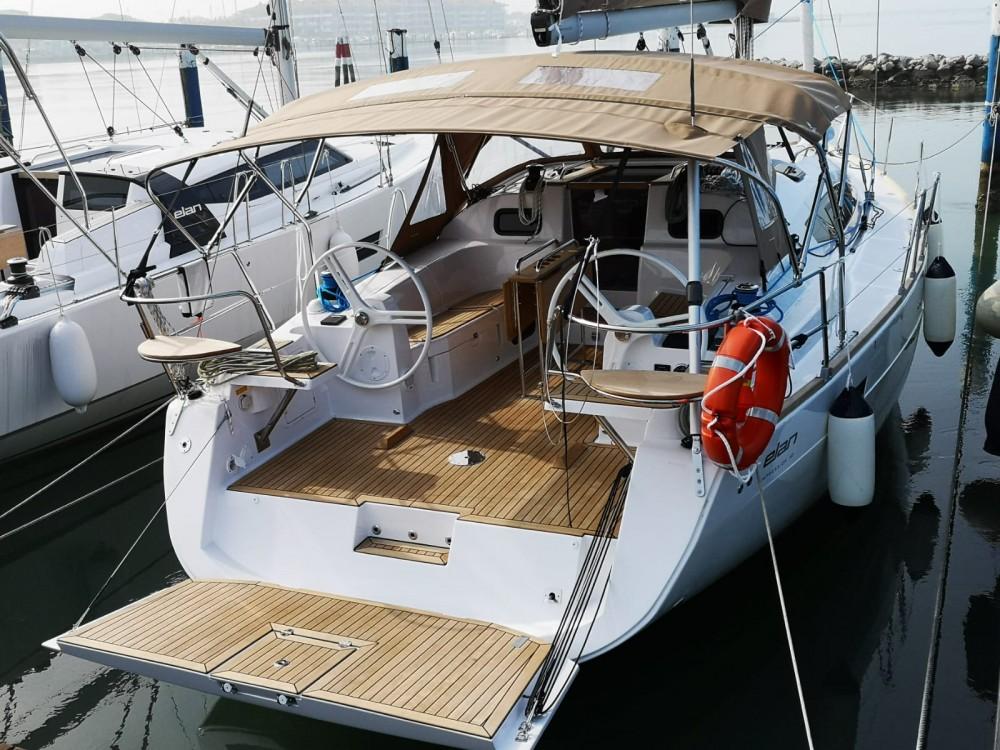 Location yacht à Capo d'Orlando - Elan Elan 40 Impression sur SamBoat